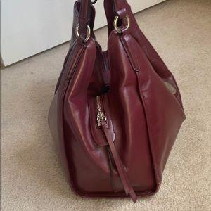 Coach Bags - Burgundy coach bag